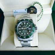 ROLEX Submariner ref. 116610LV HULK - BRAND NEW