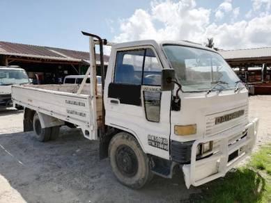 3 Tonne Daihatsu Lorry / Delta V116-HA Wide Cab