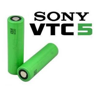 Sony US18650 VTC5 3.7V Vape Bateri 2500mAh
