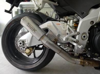 Ekzos Aprilia Tuono V4 Rsv4 SBK GP1 Exhaust