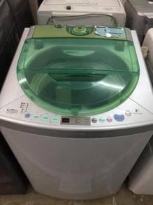 9kg panasonic washing machine mesin basuh auto top