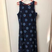Sportsgirl- Blue Floral Dress