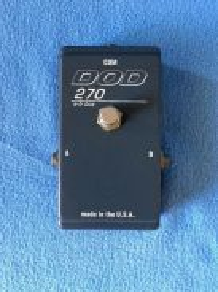 DOD 270 A-B Pedal Box 1995 USA