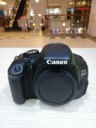 Canon eos 600d body (sc 43k only) 96% new