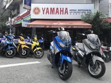 Yamaha Nmax Senang Raya Promo GST 0%