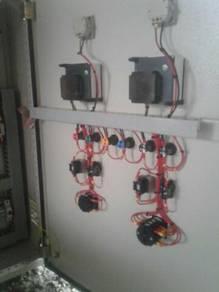 Panel eletrik untuk pum,aircond dll