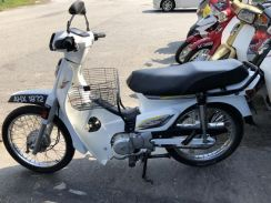 HH Bikers (USED) Honda EX5 Dream - 2012