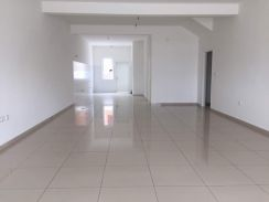 Affordable Double Storey Terrace House 22x73 4Bed3Bath 0% D/Payment
