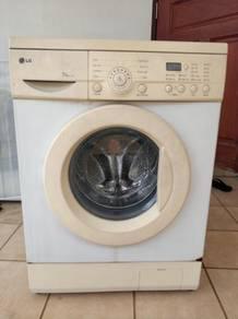100% Working LG Washing Machine