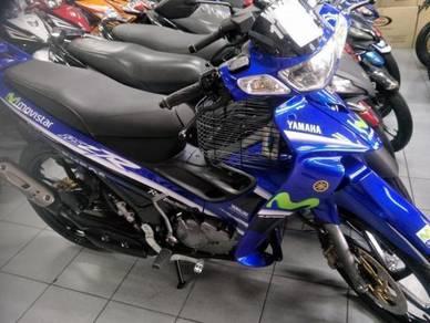 Yamaha 125zr movistar set (best bike,terhangat)