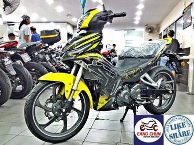 Benelli rfs150 RFS 150i Happy Promo 0%GST Now