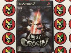 [USED]PS2 Warrior Orochi