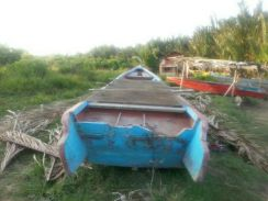 Boat 35 kaki x 5.5 kaki (2 tahun)