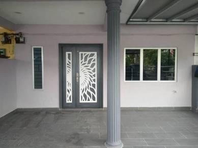 KLANG Single Storey FREEHOLD TAMAN SENTOSA RENO Near Hospital Klang