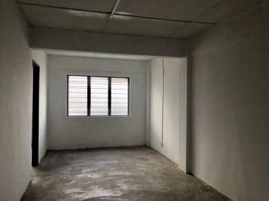 [10 min to ktm] tun teja apartment blok cempaka, high floor