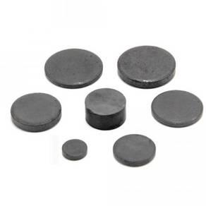 Round Ferrite Magnet