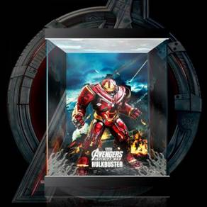 Hot Toys Hulkbuster PPS005 with display box