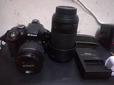 Nikon DSLR D3300