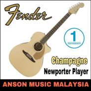Fender California Series Newporter Player,Champagn