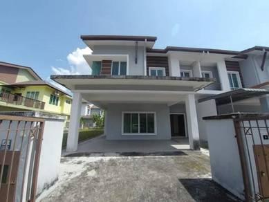 NICE END LOT Double Storey Taman Cempaka Ampang