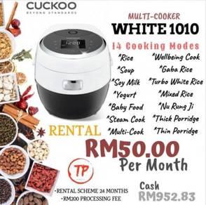 Promosi Multicooker Serendah