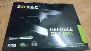 Zotac Gtx 960 mini 2G
