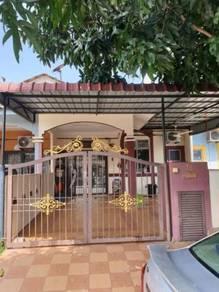 Single storey terrace sepang ( kota warisan )