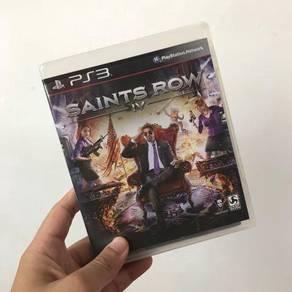 PS3 Saints Row IV