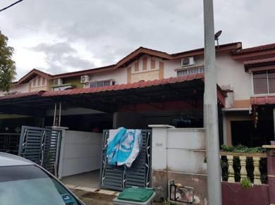 Jalan Merak, Taman Scientex Pasir Gudang