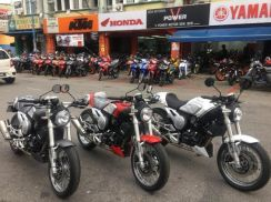 Gpx gentleman 200 cc (new gpx ) free apply