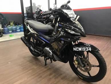 2013 Yamaha 135LC Kedai Loan