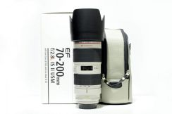 Canon EF 70-200mm F2.8L IS II USM Lens ( 99% NEW )