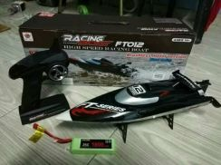 Rc Racing boat ft012