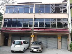 Corner Lot 3 Storey Shop Office Jalan Tun Razak KL