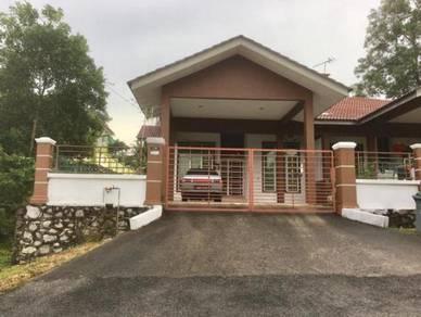 Single Storey Semi-Detached House at Sungai Udang Melaka