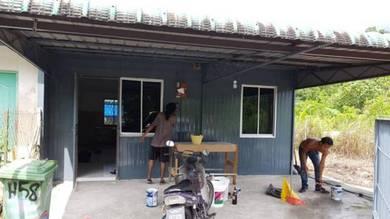 Corner Single Storey For rent At Taman Sri Harmoni