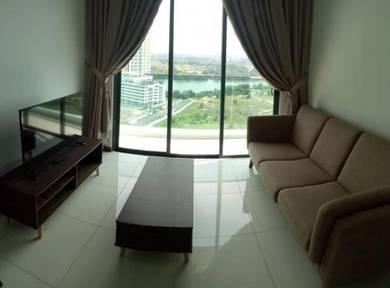 Taman Bayu Puteri , Cresent Bay Suite , Fully Furnished
