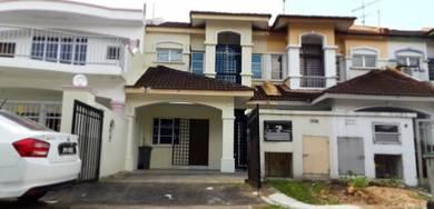 Double storey house at bukit indah perling nusajaya skudai johor bahru
