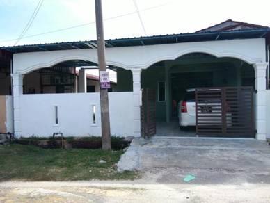 Semi D Taman Semarak, fully reno, full loan