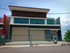 Tanjung Minyak Perdana Factory Warehouse -7800 sf-with Rental Income