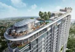 Silverscape *SEA VIEW* 767sf Bandar Hilir Melaka Hatten near Atlantis