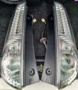 Alza Tail Lamp Lampu Belakang Alza Facelift