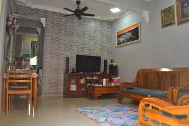 Low Cost Flat, Semenyih Indah, Fully Renovation