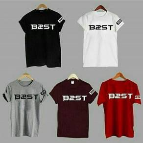 T-shirt kpop plain