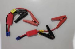 Power Bank Jump starter diode pack clamp clip