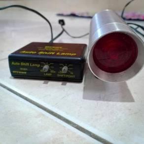 Pivot indicator shift lamp