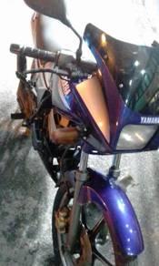Yamaha Rxz 1992