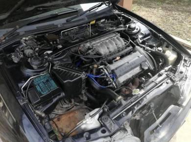 Enjin complete perdana v6 manual gearbox