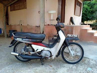 Yamaha Sport Enjin Senyap