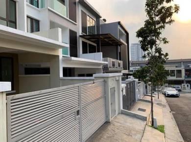 3 Storey Link House Gembira 33 Old Klang Road